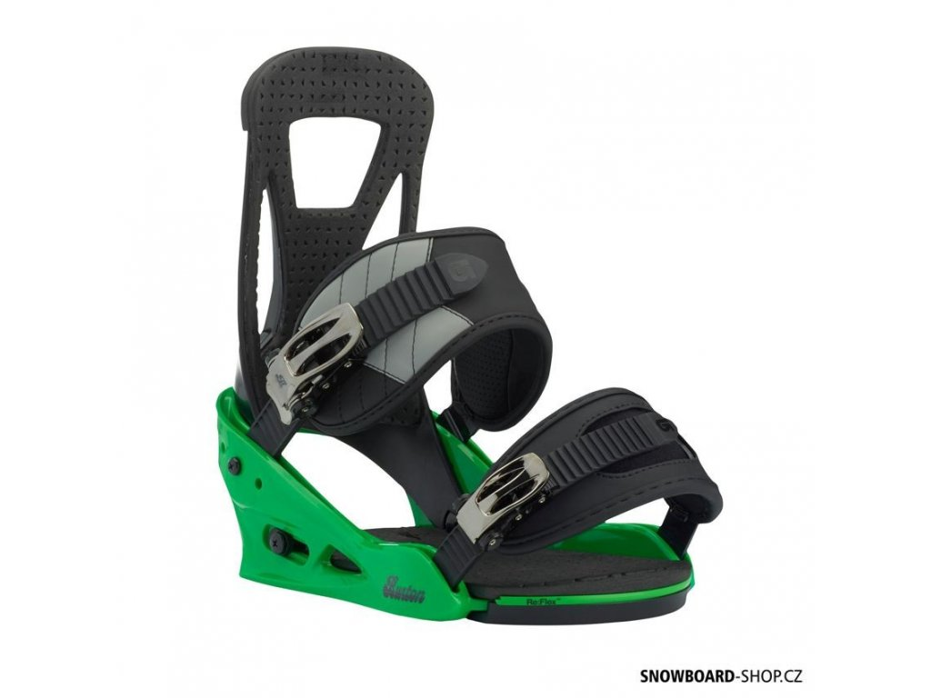 Vázání Burton Freestyle green