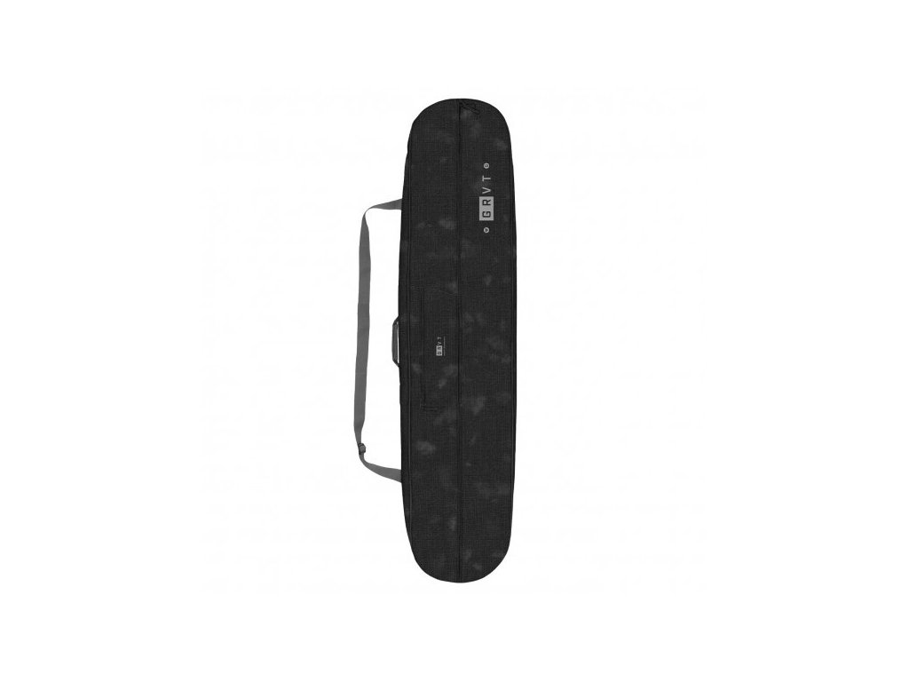 Obal na snowboard Gravity Contra black denim