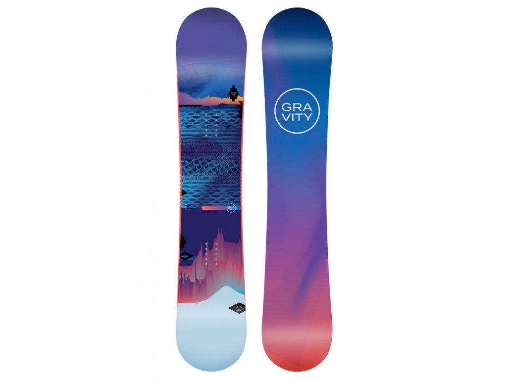 Snowboard Gravity Voayer 19/20