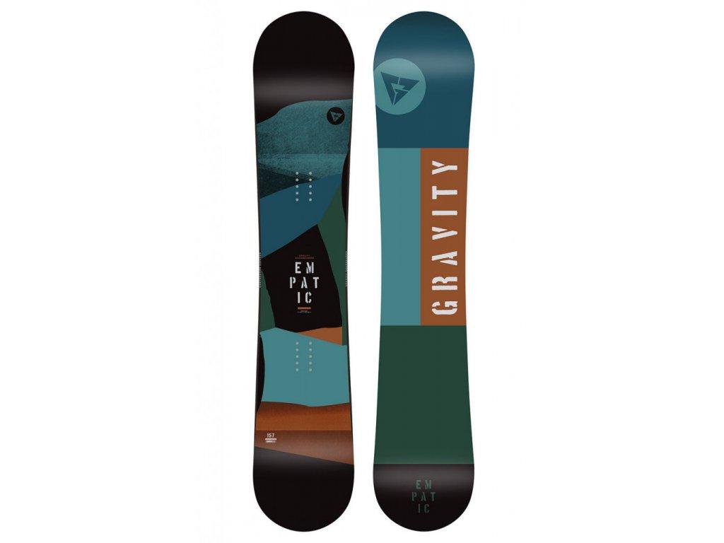 Snowboard Gravity Empatic 19/20