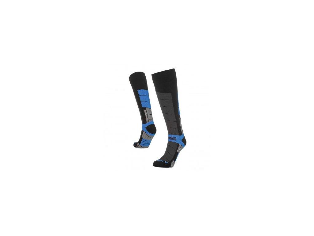 Podkolenky Gravity Rush black/blue