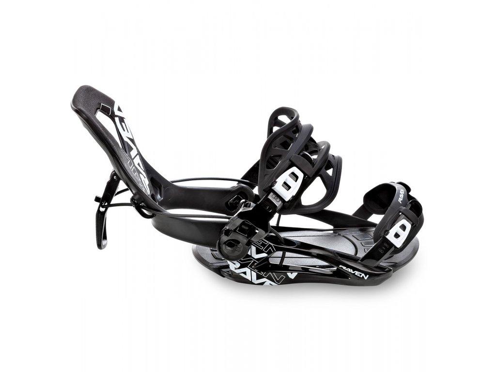 Snowboard komplet Raven Pulse + vázání Fastec