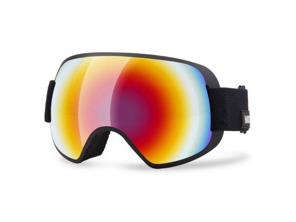 Brýle Hatchey SKI ALP BLACK