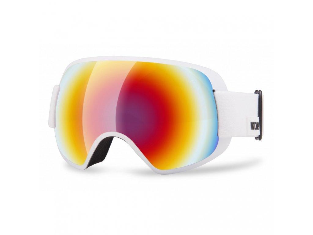 Brýle Hatchey SKI ALP WHITE
