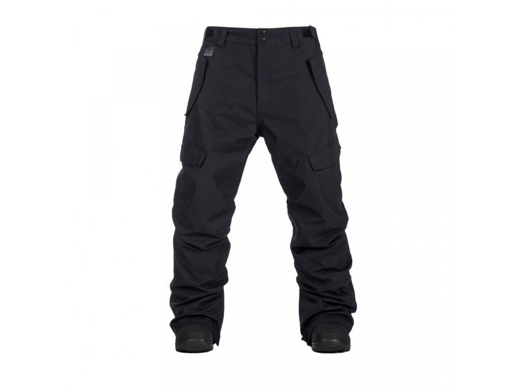 Kalhoty Horsefeathers Bars black