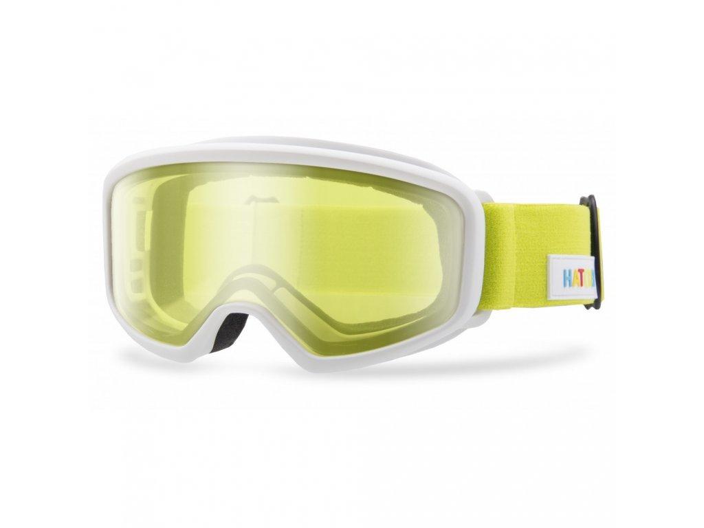 Brýle Hatchey OPTIC JUNIOR WHITE OTG