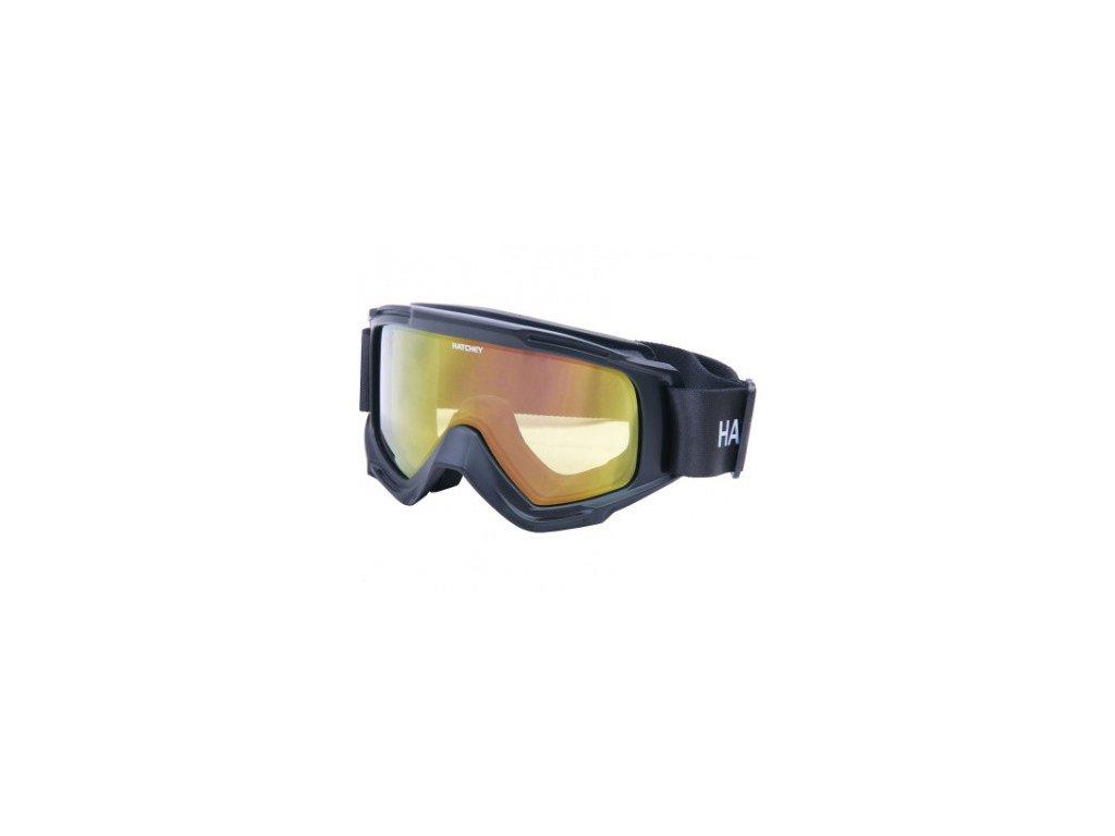 Brýle na snowboard Hatchey Spell black