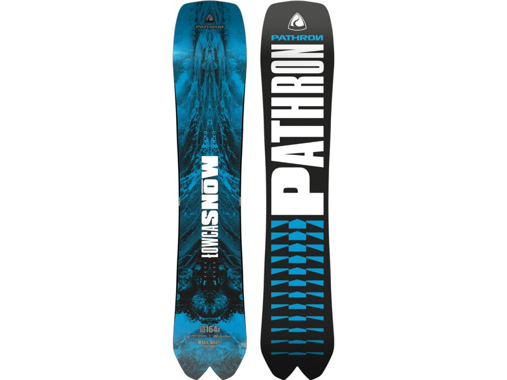 Freeride Snowboard Pathron DREAM CATCHER