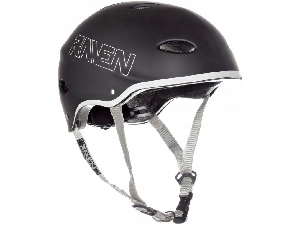 Helma Raven Skateboard F511 black