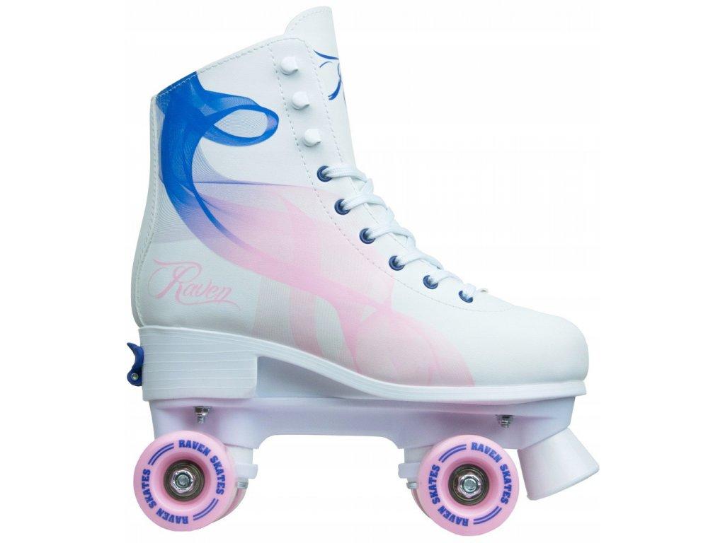 Trekové Roller brusle Raven Serena navy/pink