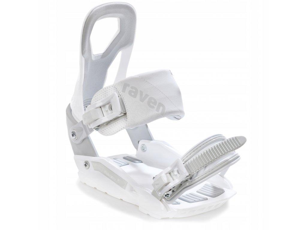 Wiazania snowboardowe RAVEN S200 White S M 2021 Kod producenta 009314