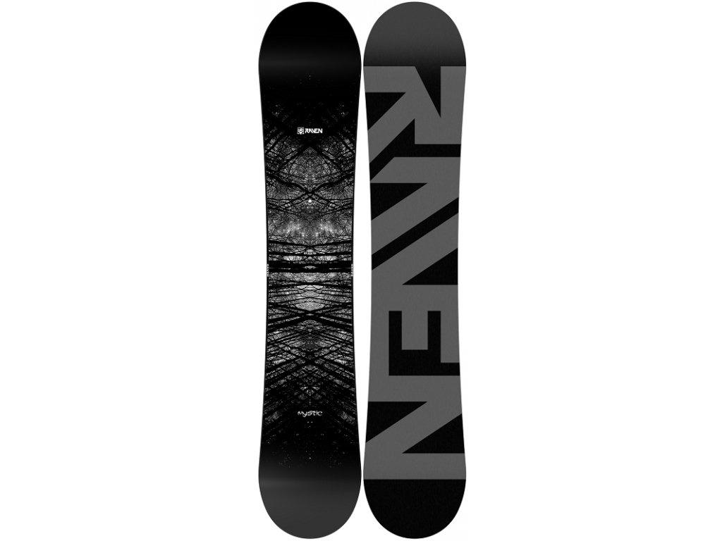 Snowboard Raven Mystic