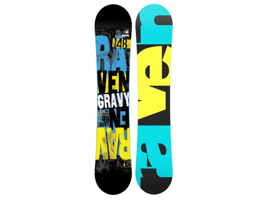Snowboard Raven Gravy junior