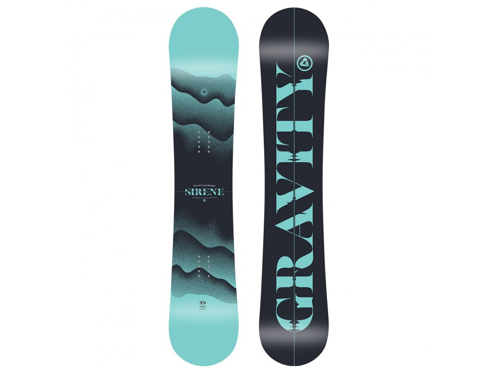 snowboard gravity sirene 20 21