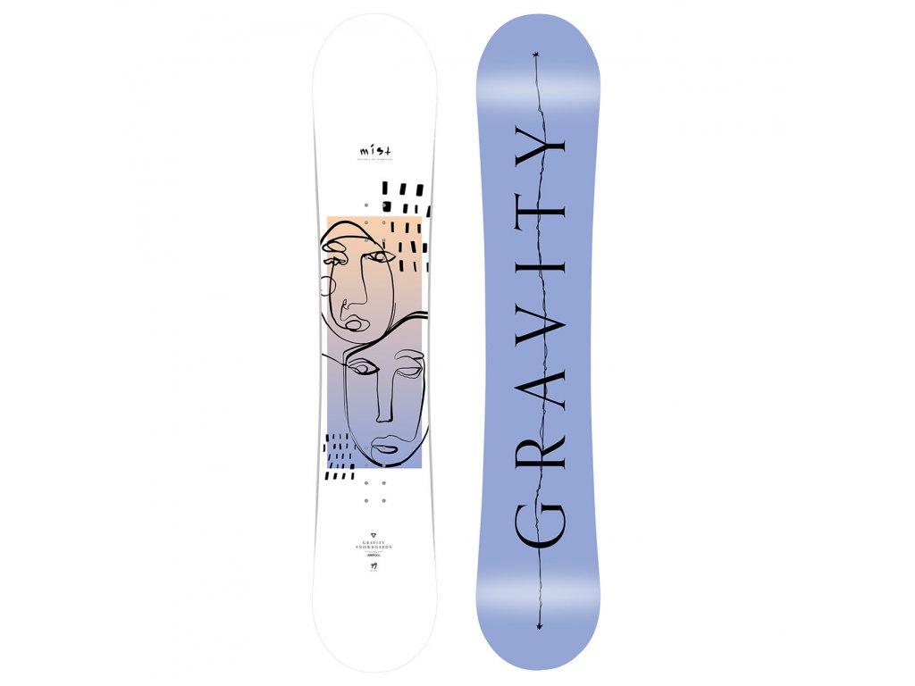 snowboard gravity mist 20 21