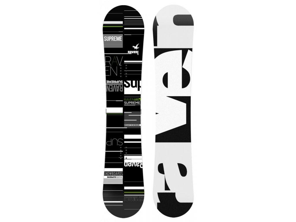 Snowboard Raven Supreme