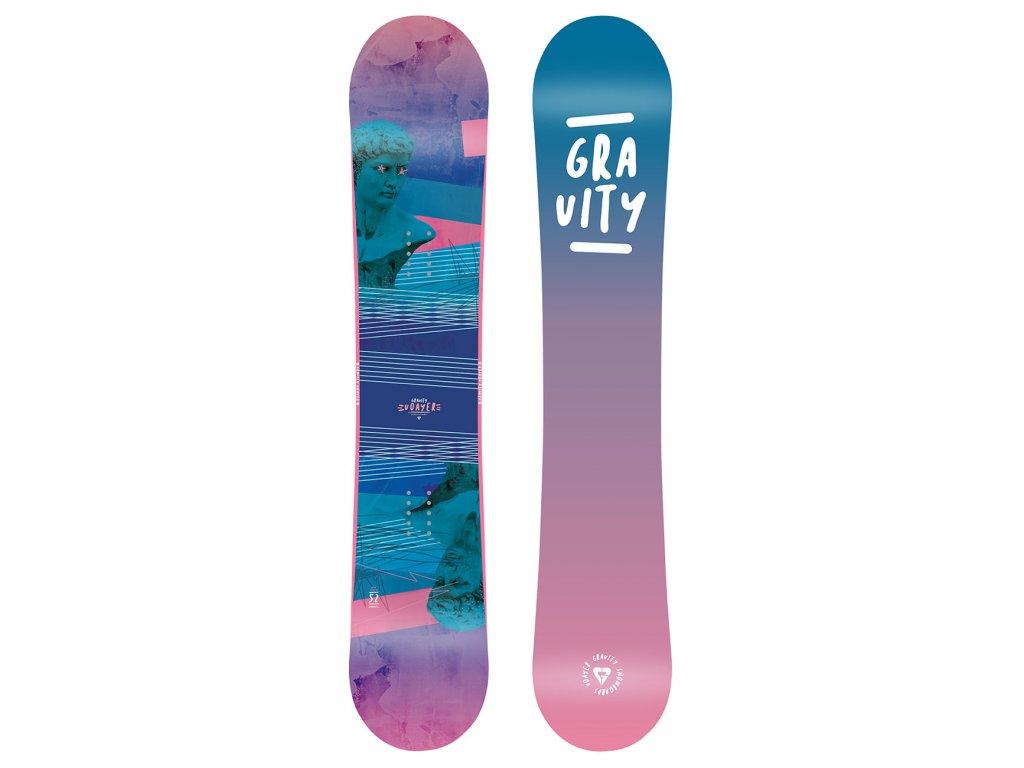 snowboard gravity voayer 20 21