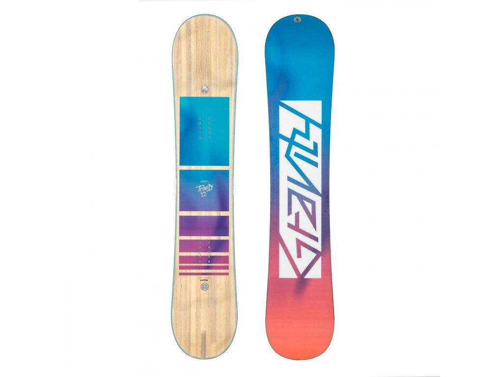 snowboard gravity trinity 33