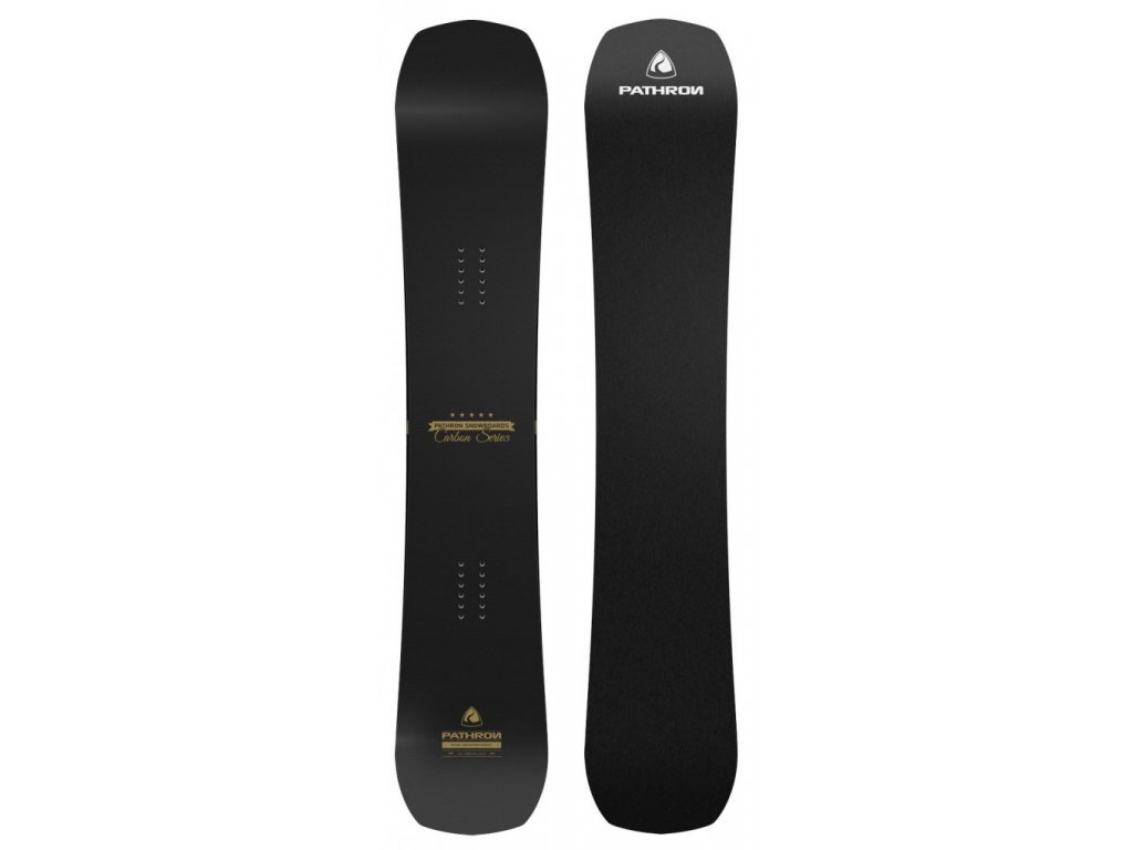 Snowboard Pathron Carbon gold