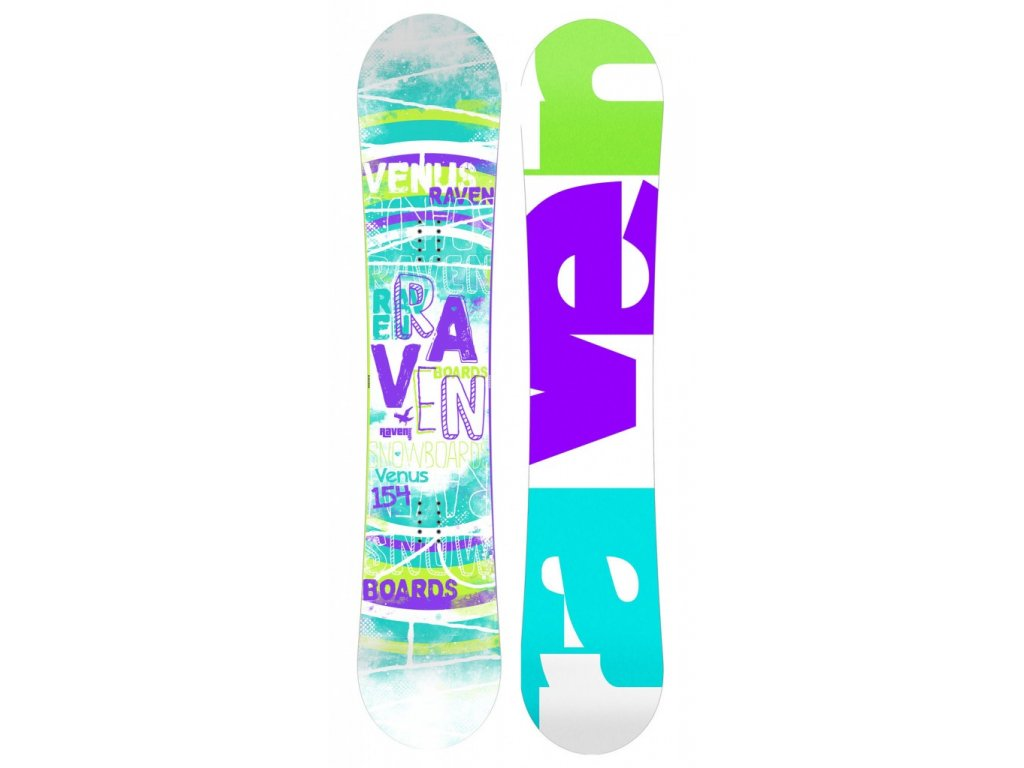 Snowboard Raven Venus