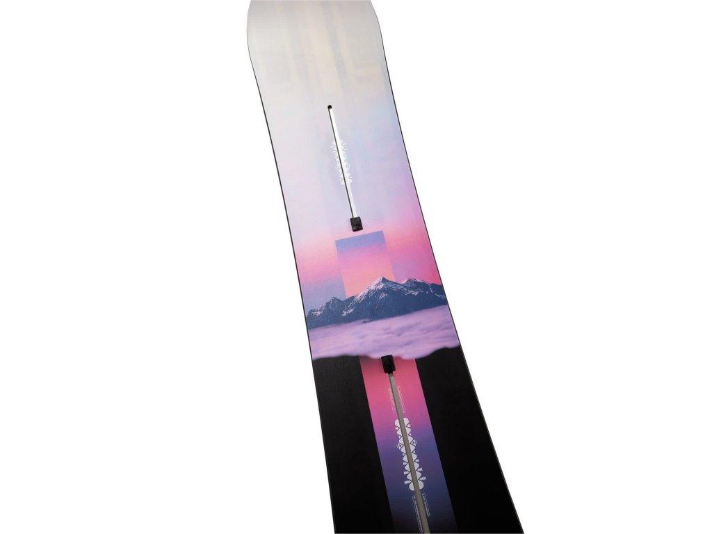 snowboard komplet burton hideaway citizen levander