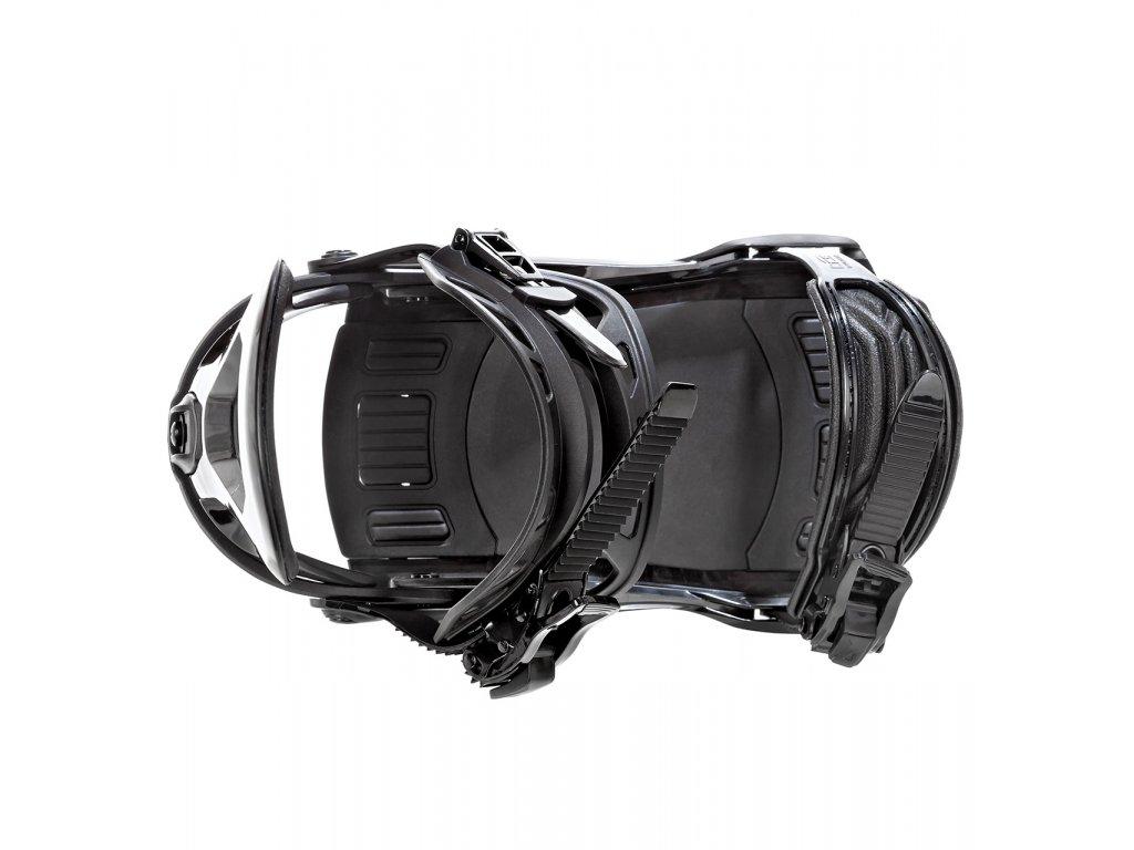 snowboard komplet gravity trinity s200 violet