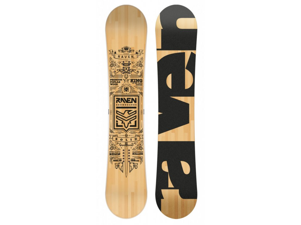 Snowboard Raven Solid classic