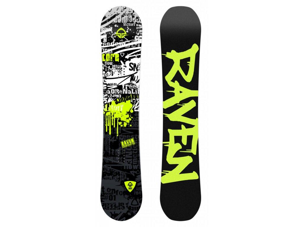 Snowboard Raven Core junior ABS