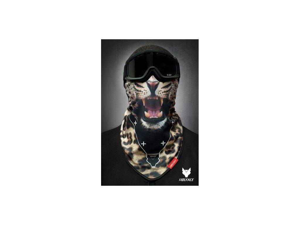 Nákrčník (bandana) Wolface PANTHER