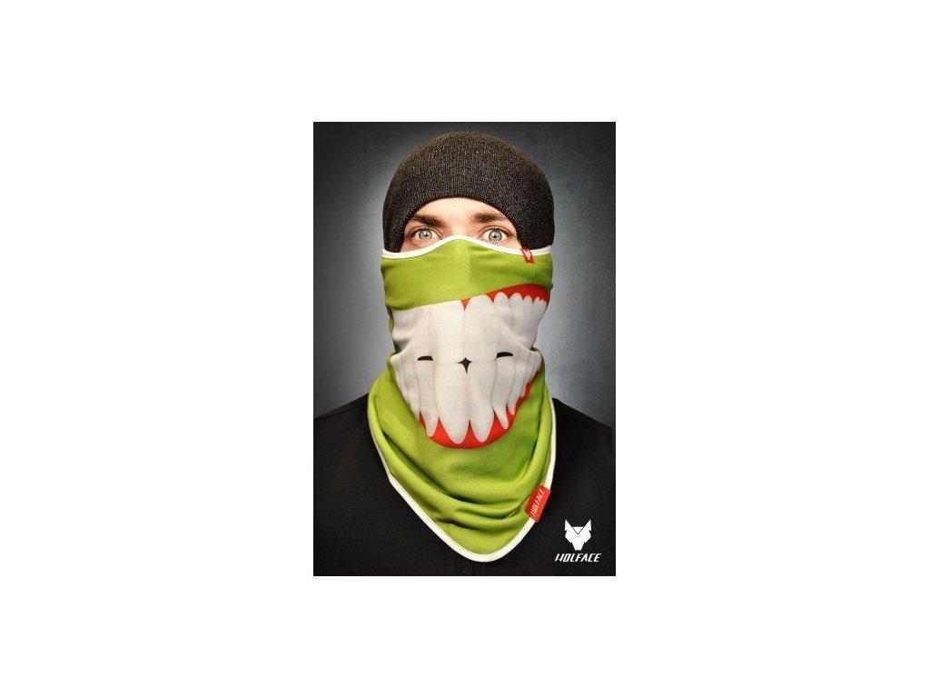 Nákrčník (bandana) Wolface NICE SMILE