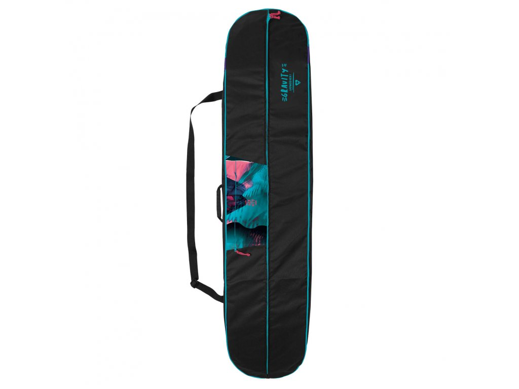 obal na snowboard gravity vivid black 3