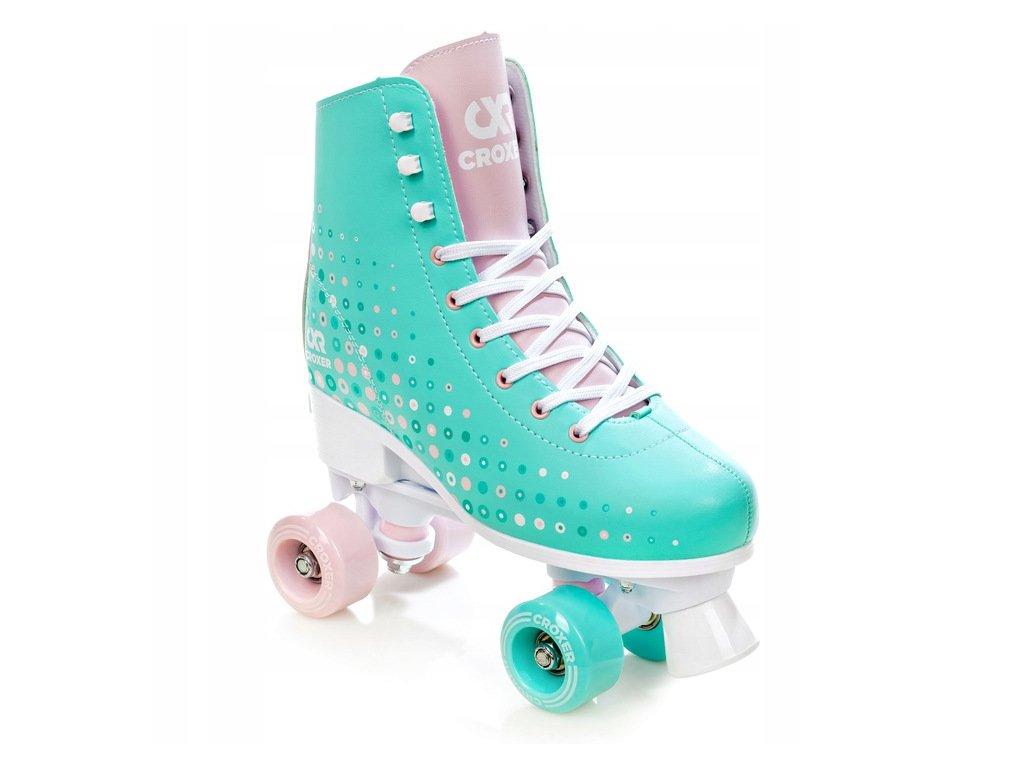 retro roller brusle croxer eysa pink 1