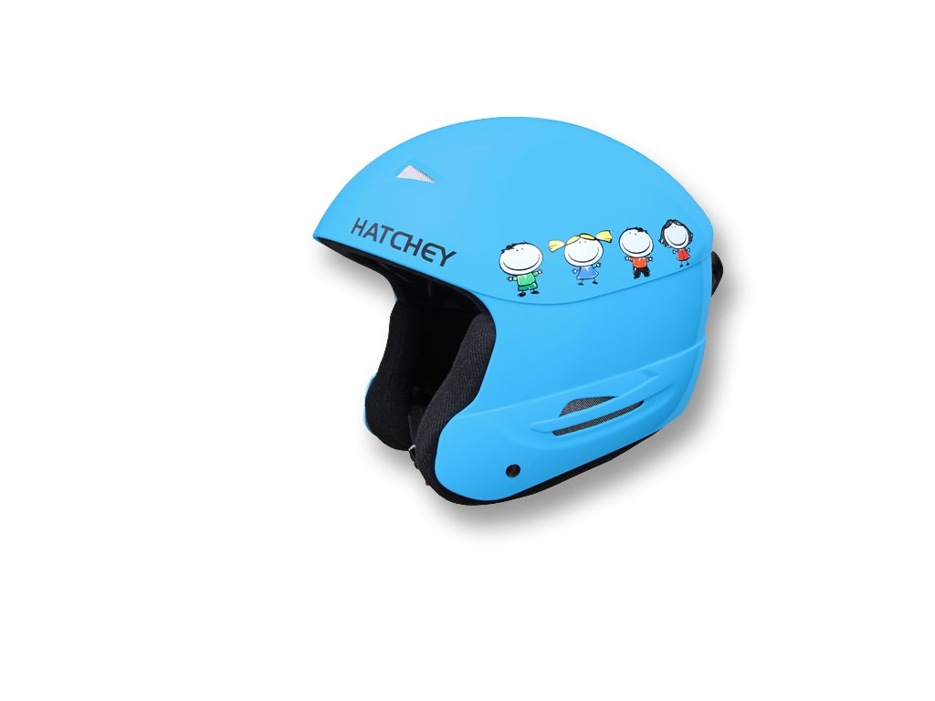Helma na snowboard Hatchey Swan blue