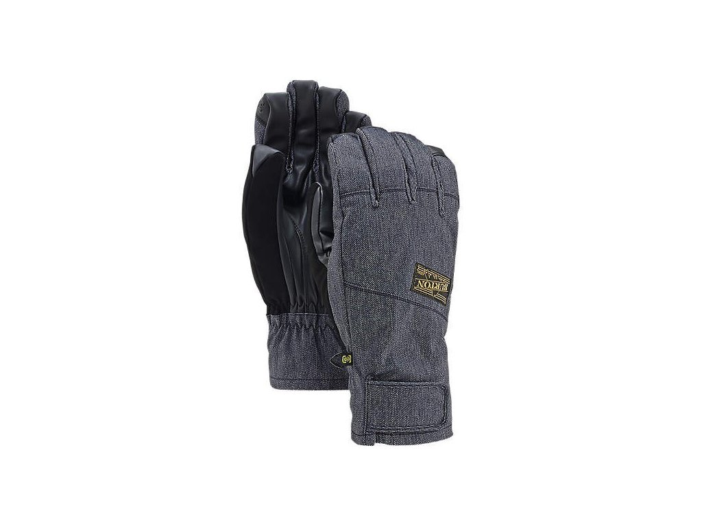 Rukavice Burton Approach Under glove denim
