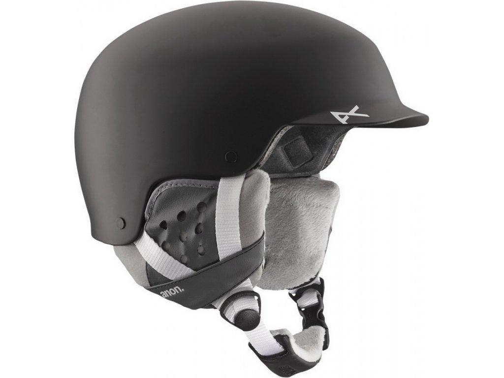 Helma na snowboard ANON AERA black
