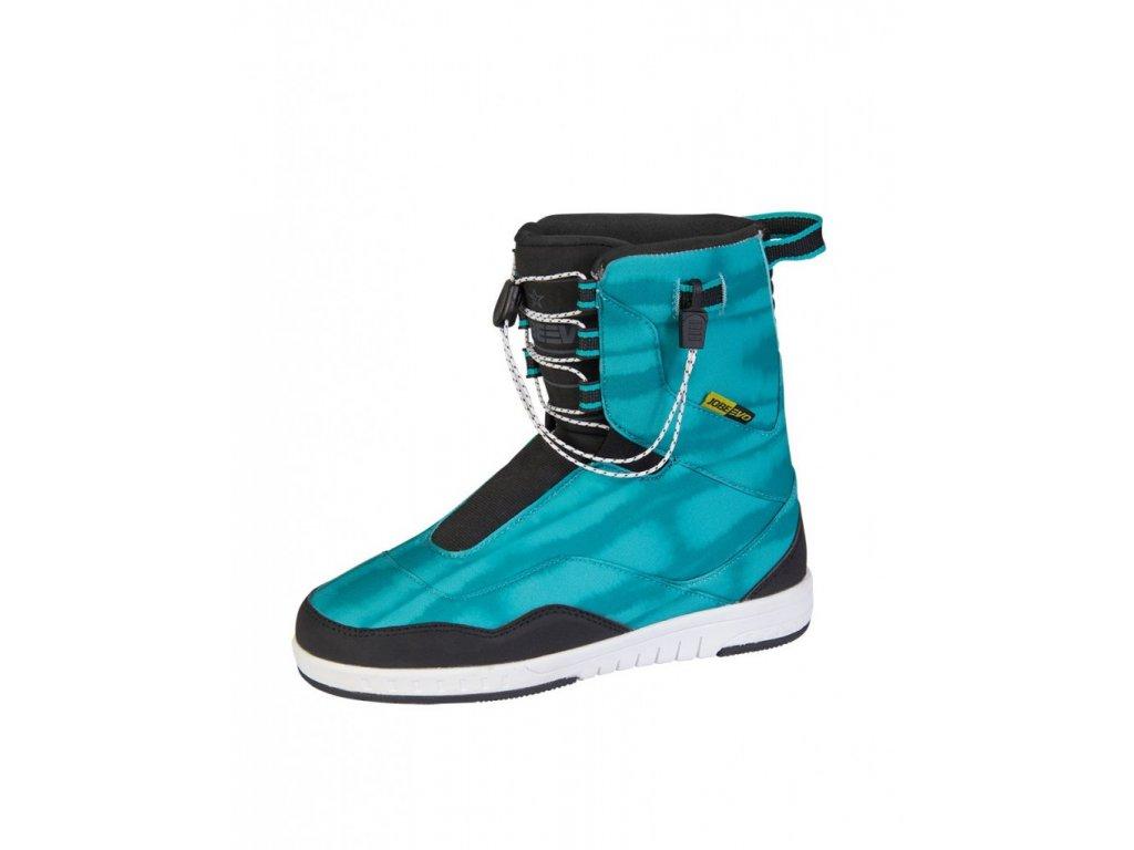 Wake vázání Jobe EVO boots blue