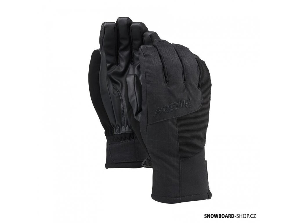 Rukavice Burton Empire Glove true black Gore-tex