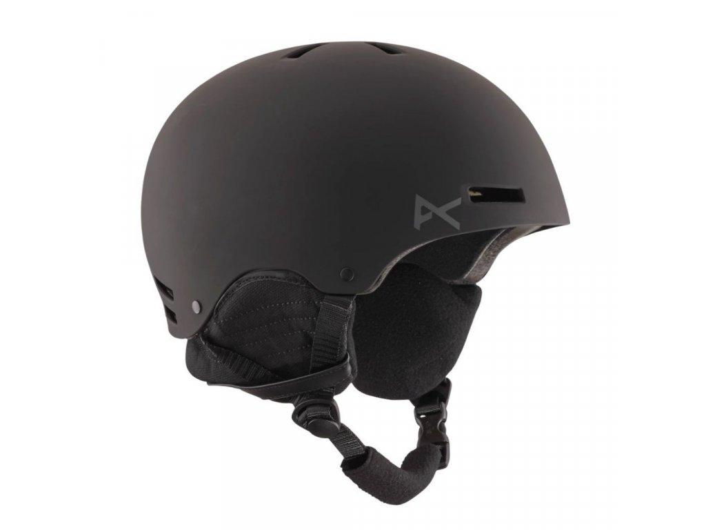 Helma na snowboard ANON RAIDER black
