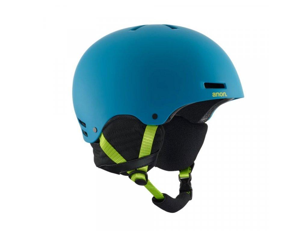 Helma na snowboard ANON RAIDER blue