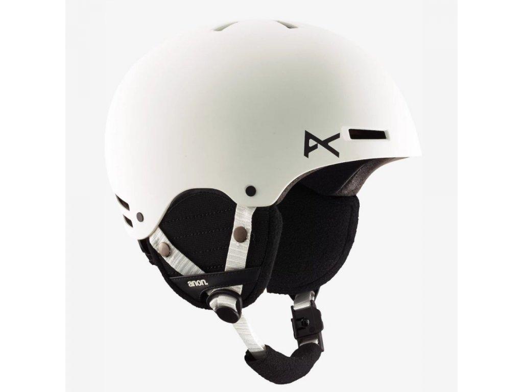 Dětská helma Anon Rime white