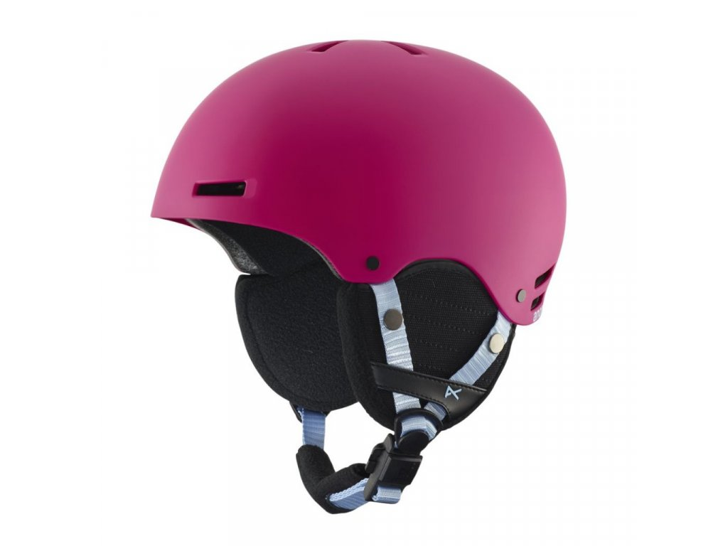 Helma na snowboard Anon Rime pink