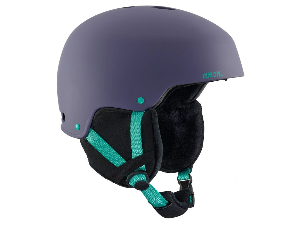 Helma na snowboard ANON LYNX gala purple