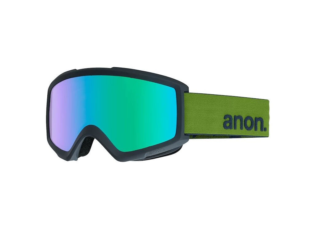Brýle Anon Helix 2.0 forest green
