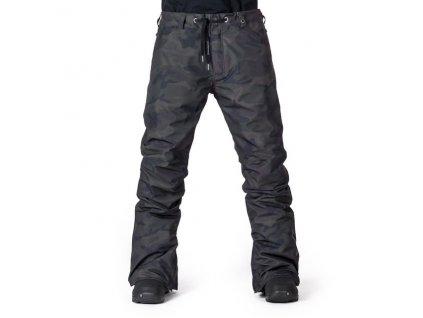 chlapecké kalhoty Horsefeathers Cheviot black