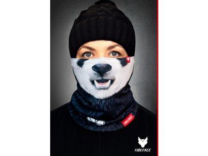 Nákrčník Wolface Hi PANDA