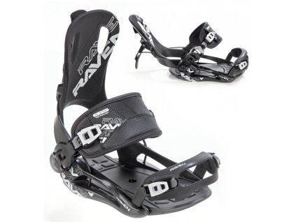 big 15705432314504 snowboard komplet raven relict vazani fastec