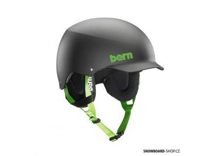 Helma na snowboard Bern Team Baker matte black