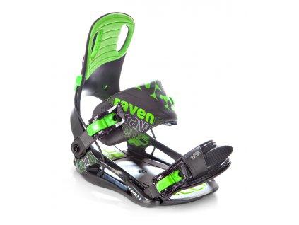 Vázání Raven s220 green