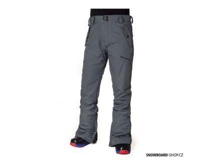 Snowboard kalhoty Horsefeathers Rose gray