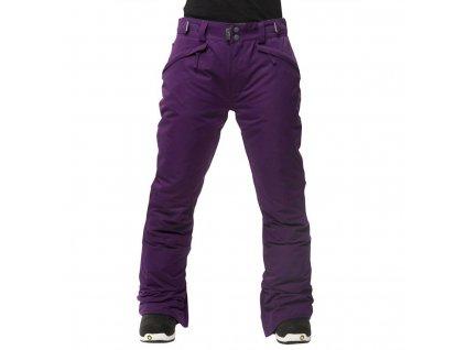 Snowboard kalhoty Horsefeathers Tris purple